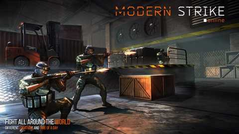 Modern Strike Online Mod 3
