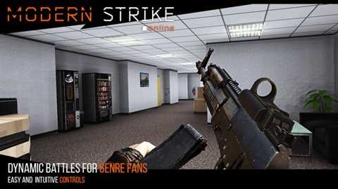 Modern Strike Online Mod 2