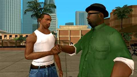 Grand Theft Auto: San Andreas 1