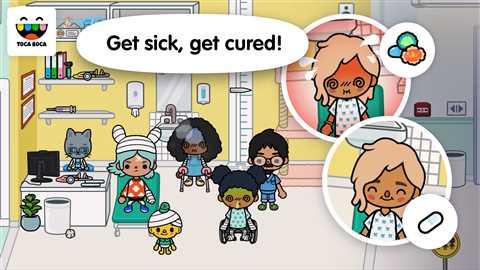 Toca Life Hospital 3