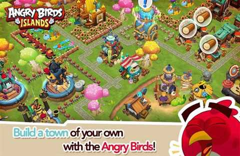 Angry Birds Islands 3