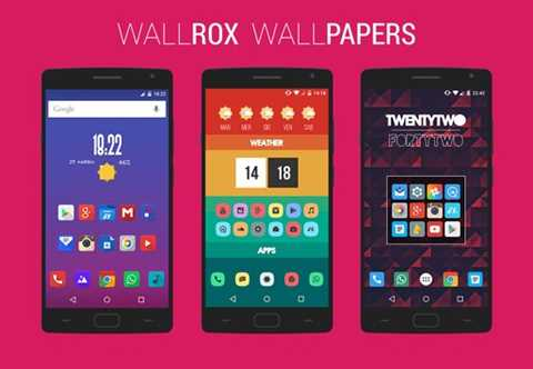 Wallrox Wallpapers 1