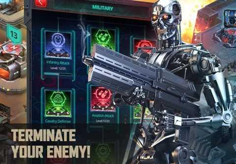 Terminator Genisys Future War 1