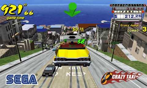 Crazy Taxi Classic 1