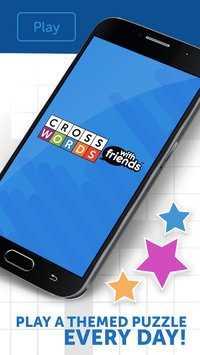 Crosswords With Friends 2