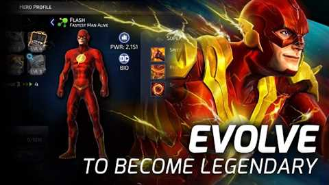 DC Legends 3