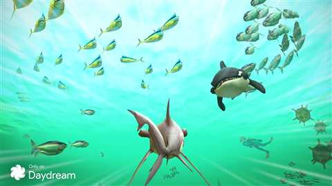 Hungry Shark VR Free Android
