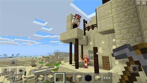 Minecraft: Pocket Edition 3