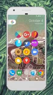 Pixel Icon Pack – Nougat UI Full APK
