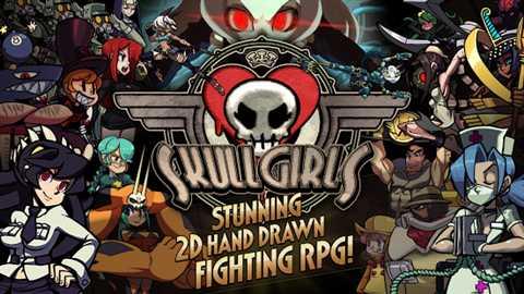 Skullgirls 1