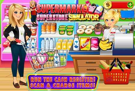 Supermarket Grocery Superstore 3