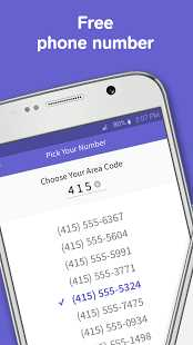 Text free Calling App 1
