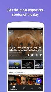 Yahoo Newsroom for Communities 3