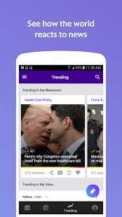Yahoo Newsroom for Communities 2