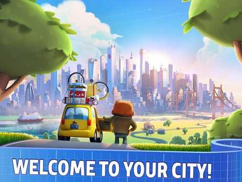 City Mania Town Building Game 2