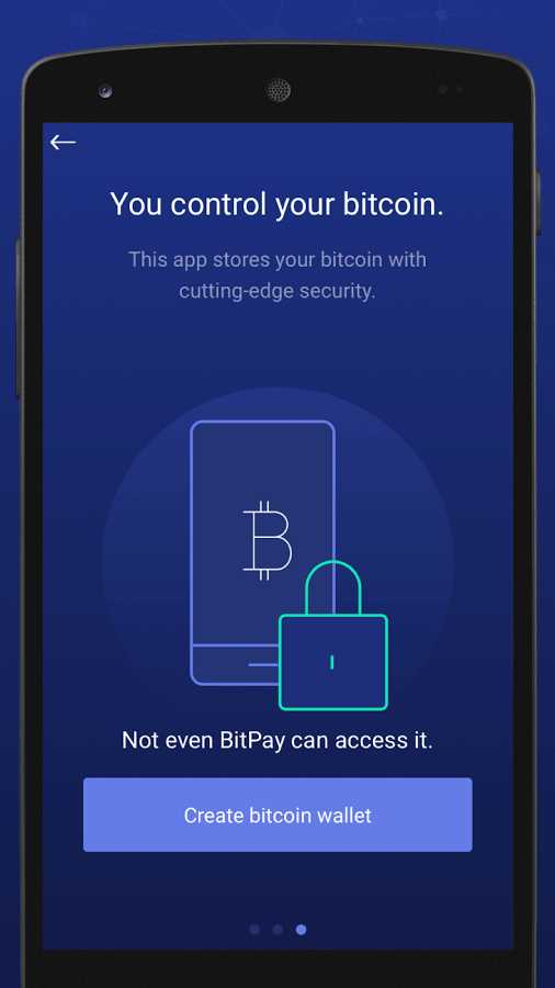 BitPay – Secure Bitcoin Wallet 1