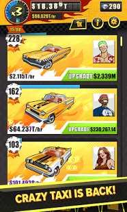 Crazy Taxi Gazillionaire 2