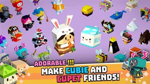 Cubie Adventure 3