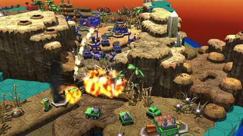 Epic Little War Game 3