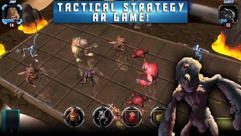 HoloGrid Monster Battle Tango 1