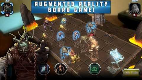 HoloGrid Monster Battle Tango 3