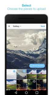 InstaSwipe Instagram Panorama 3