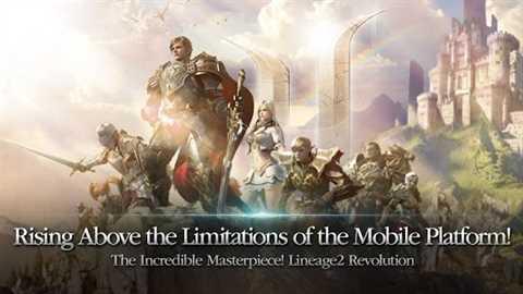 Lineage2 Revolution 1