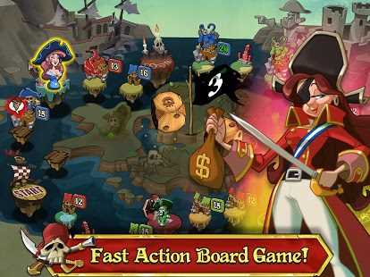 Pirates War – The Dice King 1