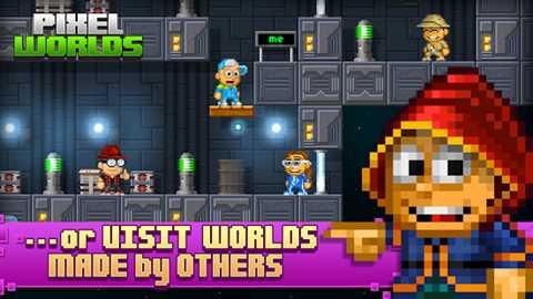 Pixel Worlds 3