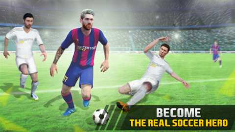 Soccer Star 2017 Top Leagues 1