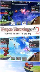 Weapon Throwing RPG 2 1