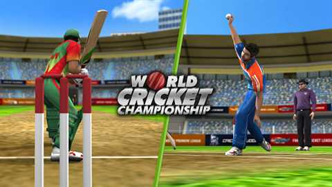 World Cricket Championship Lt 1