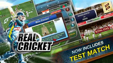 Real Cricket 2017 1