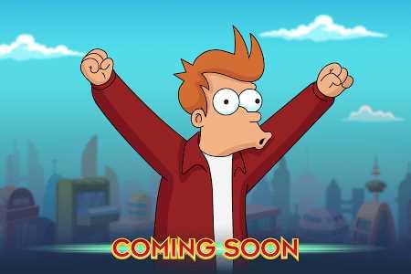 Futurama Worlds of Tomorrow 2