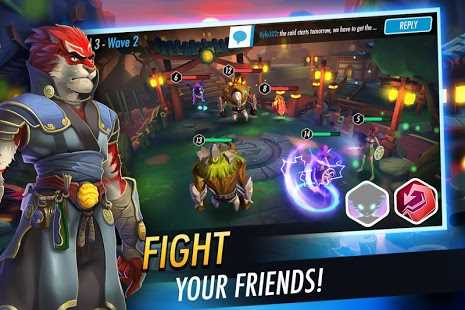 Heroes of Rings: Dragons War – Fantasy Quest Games 2