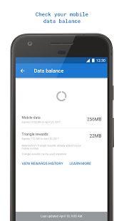 Triangle: More Mobile Data 2