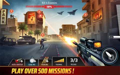 Kill Shot Bravo 1