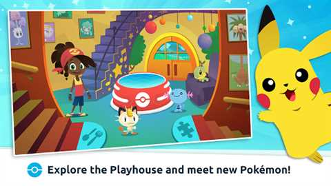 Pokémon Playhouse 1