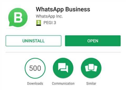 WhatsApp Business 1