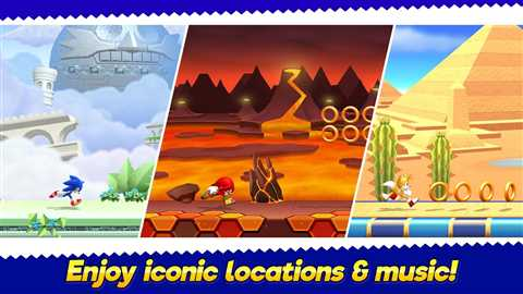 Sonic Runners Adventure 2