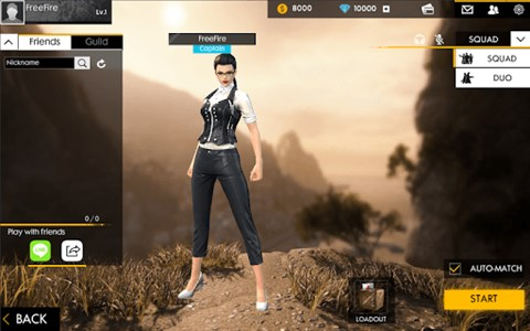 free fire unlimited money and diamond apk download
