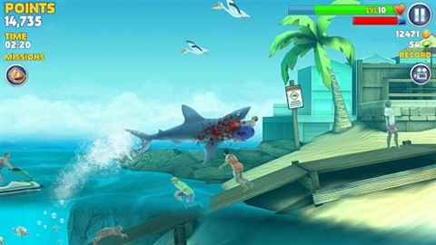 Hungry Shark World MOD image 3