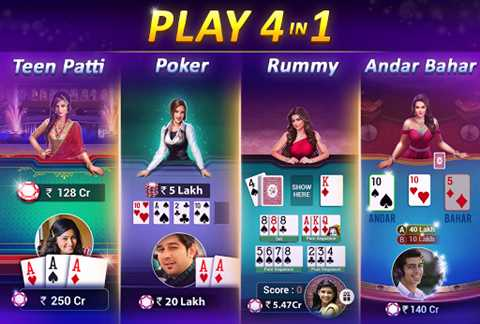 Teen Patti Gold MOD image 2