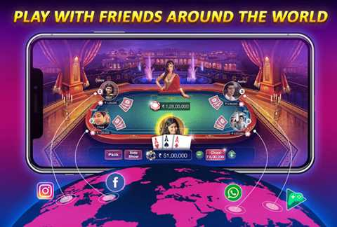 Teen Patti Gold MOD image 1