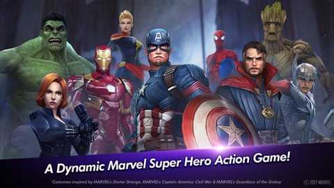 MARVEL Future Fight MOD image 1