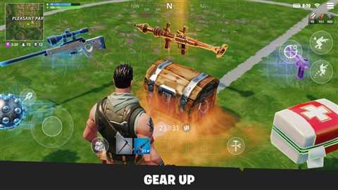 Fortnite Screenshot Image