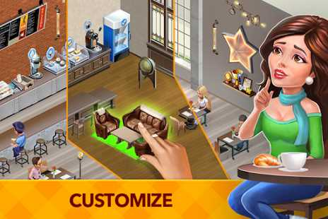 My Cafe MOD image 3