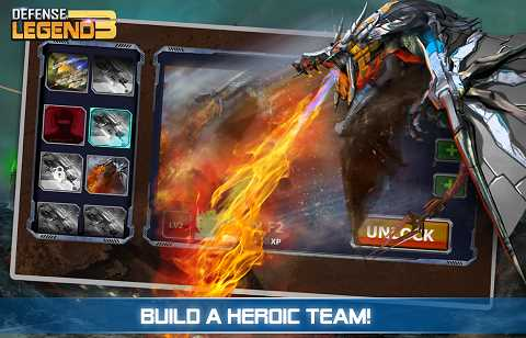 Defense Legend 3 APK