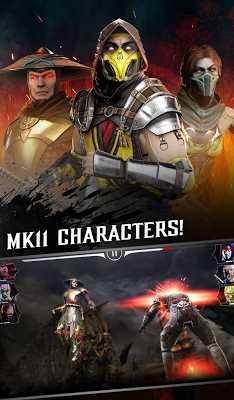MK11 Characters