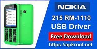 Nokia 215 USB Driver Logo-compressed